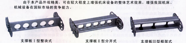 TL 型钢铝拖链(桥型)2